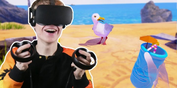 Gary the Gull – VR Experience